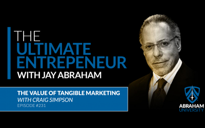 Ultimate Entrepreneur Podcast #231 – The Value of Tangible Marketing with Craig Simpson